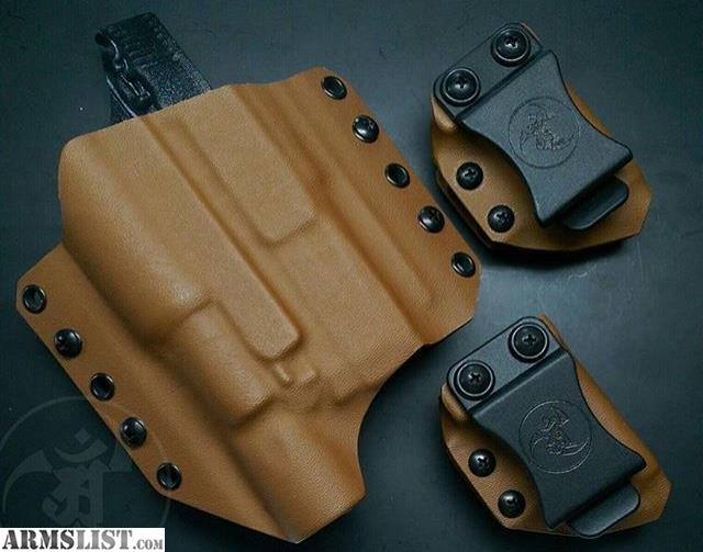 Armslist for sale fnx 45 tactical holster w 2 mag carriers