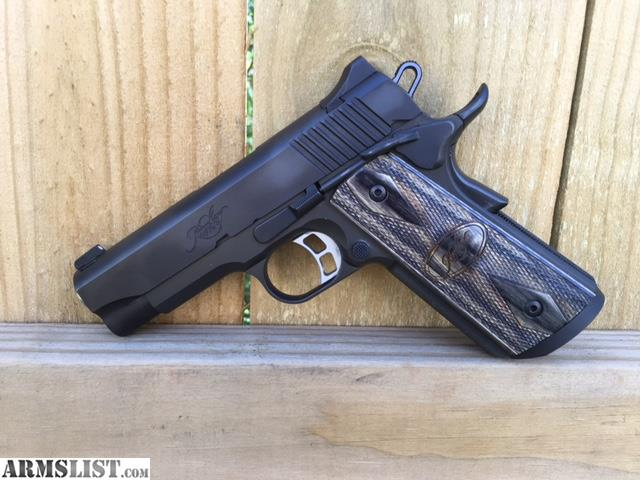 Kimber 1911 Tactical 9mm – HD Wallpapers
