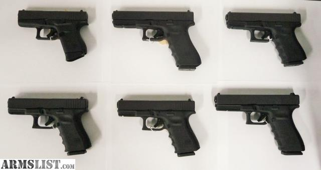 ARMSLIST - For Sale/Trade: New Shipment of Color Frame and Standard ...