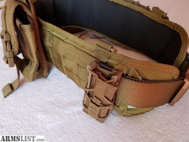 Armslist For Sale Hsgi Suregrip Battle Belt Medium