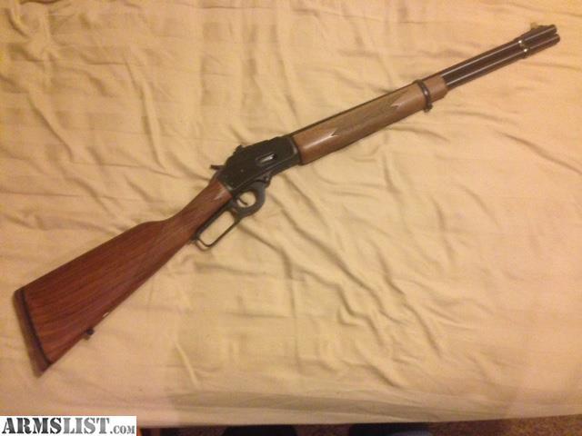Armslist for sale marlin 1894c 357 magnum
