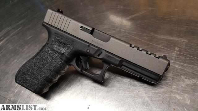 ARMSLIST - For Sale/Trade: Custom Gen 4 Glock 17