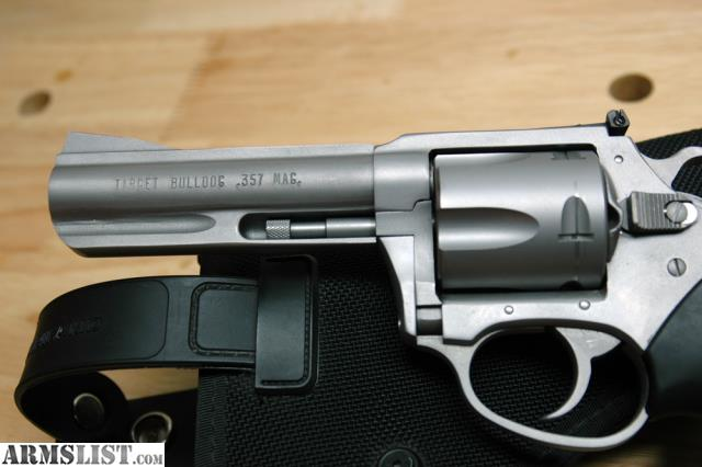 charter arms target bulldog armslist for sale charter arms target bulldog 357mag 8114