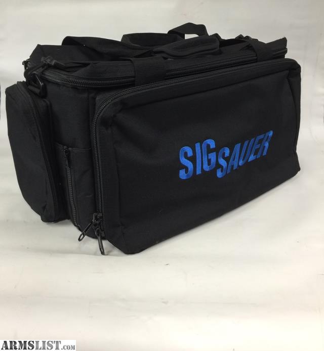 armslist for sale sig sauer competition range bag
