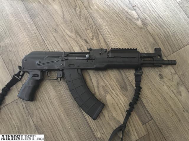 armslist for sale mini ak 47 tactical. Black Bedroom Furniture Sets. Home Design Ideas