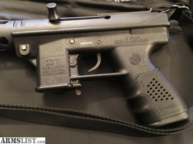 The gallery for --> Tec 9 Extended Barrel