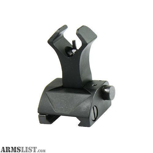 Armslist For Sale Flip Up Iron Sights Ar15 Amp Ar10 Buis