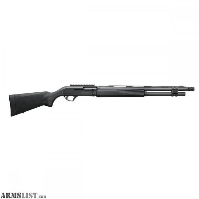 ARMSLIST - For Sale: Remington Versa Max Tactical 12 Gauge Shotgun, 22″ BBL, Black Synthetic ...