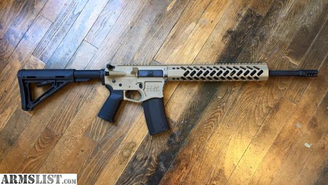 ARMSLIST - For Sale: NEW HM DEFENSE BILLET AR-15 556 223 ...