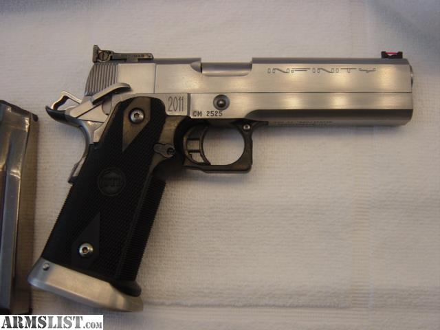 ARMSLIST - For Sale: Stainless STI/Infinity 2011 in .40 S&W
