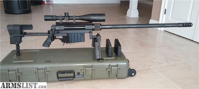 ARMSLIST - For Sale: EDM Arms Windrunner Precision 50BMG