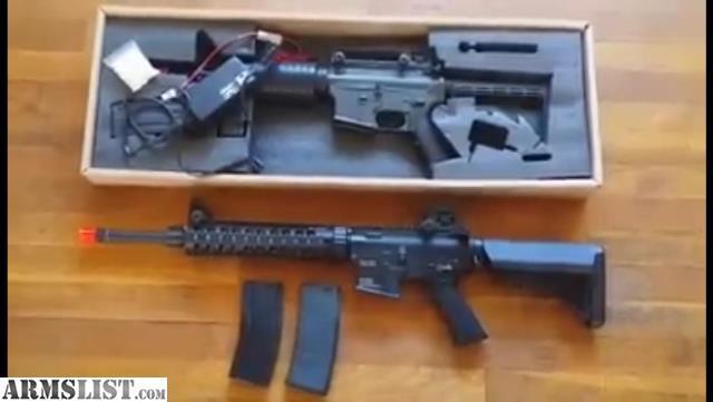 M1 Garand Airsoft Guns Walmart – Billy Knight