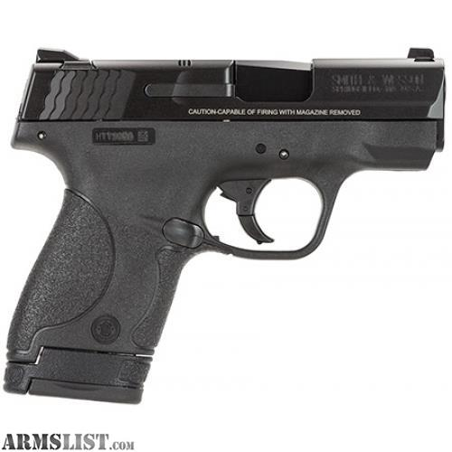 For Sale: Smith & Wesson 10034 M&P Shield 40 S&W 6 round pistol Free ...