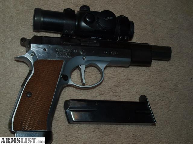 ARMSLIST - For Trade: Springfield Armory Race Gun