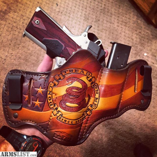 Kimber Logo Savoy Leather: Deals On 1001 Blocks – Quotes of the Day