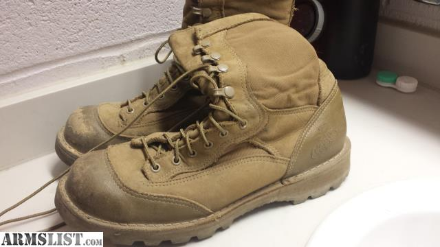 ARMSLIST - For Sale: Danner USMC RAT Boots 9.5