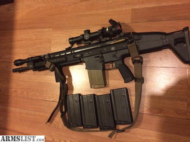Armslist for sale custom scar 17