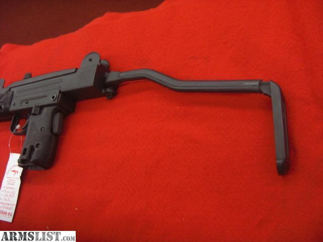 Legal Uzi: Pistolet Mitrailleur Iwi Uzi 22LR – Billy Knight