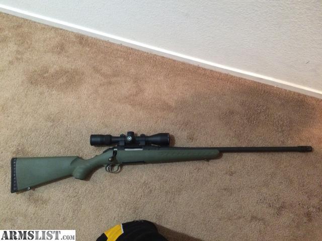 Armslist For Sale Trade Ruger American Predator 223