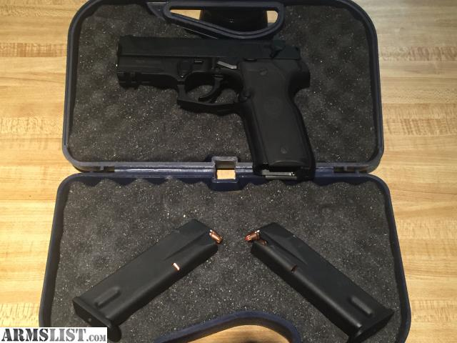 Armslist for sale trade stoeger cougar 8000 ft 9mm perfect