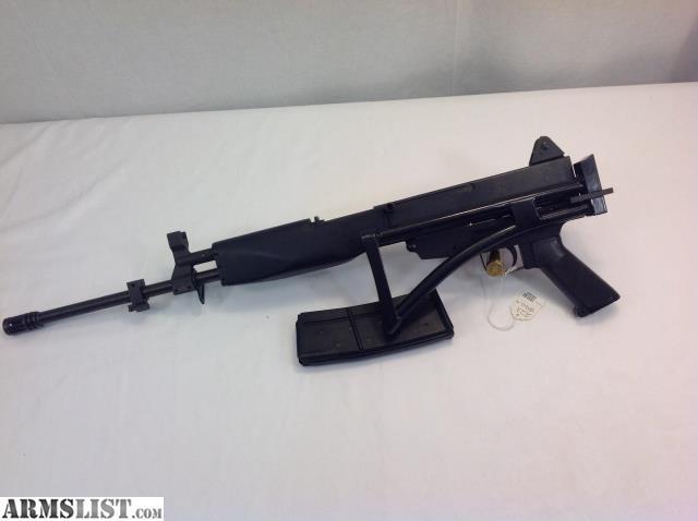 For Sale: Bushmaster Assault Rifle 5.56