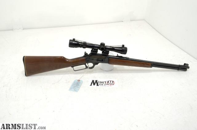 Marlin 1894s 44mag lever rifle 20 quot barrel pre freedom group ct