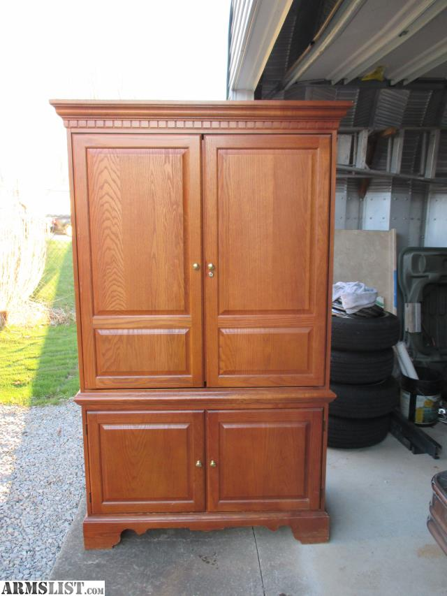 Armslist For Sale Gun Cabinet Gun Safe