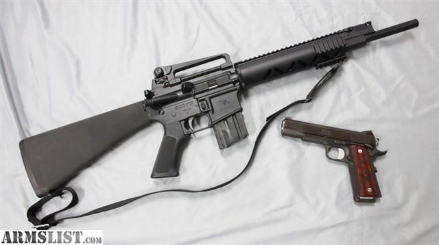 ARMSLIST - For Sale: Les Baer Thunder Ranch Special AR15 ...