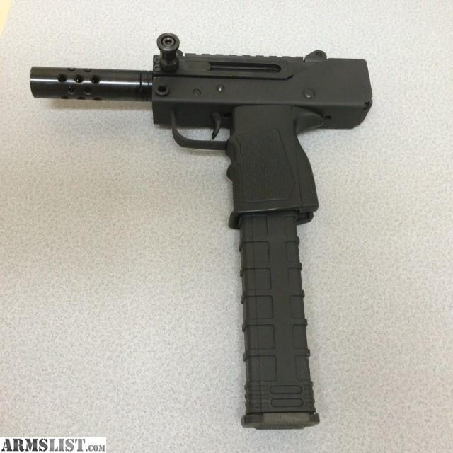 ARMSLIST - For Sale: MAC 10, 9mm semi auto, New