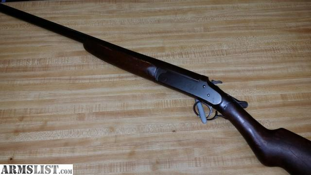 Armslist For Sale Antique Iver Johnson Excel 12 Ga Shotgun