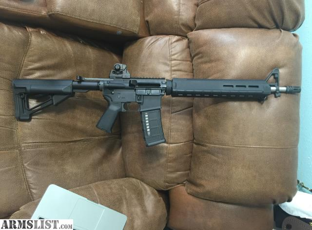 Armslist For Sale Psa Ar15 Magpul Moe Dissipator 16 Quot