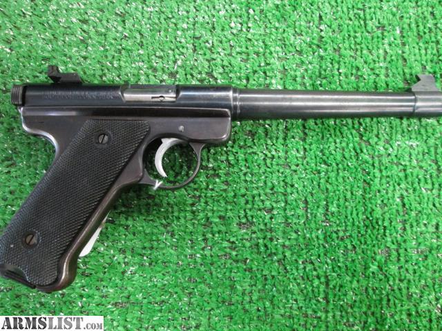 Armslist For Sale Ruger Mark 1