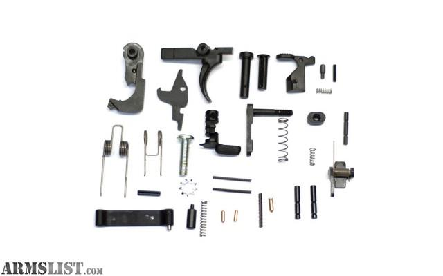 Armslist For Sale M16 Complete Lower Parts Kit 250