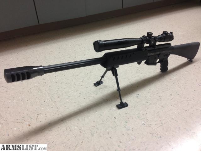 super sniper scope on 50 bmg