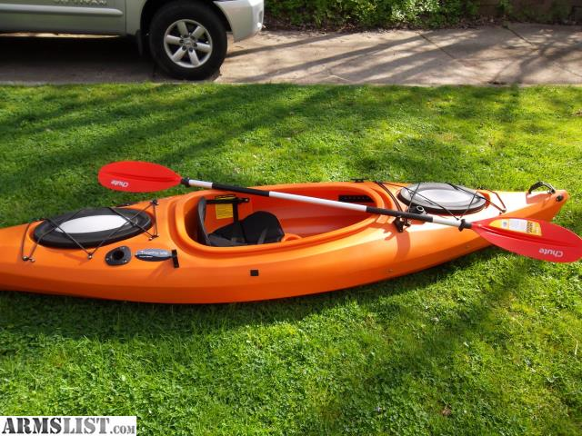 Armslist for sale trade kayak future beach trophy 126 for Used fishing kayak sale