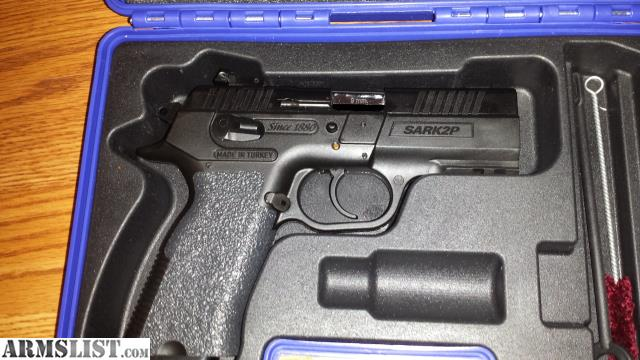 For Sale/Trade: EAA SAR 9mm K2p