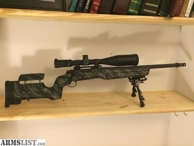 ARMSLIST - For Sale: Remington 700 (.308) Custom Build