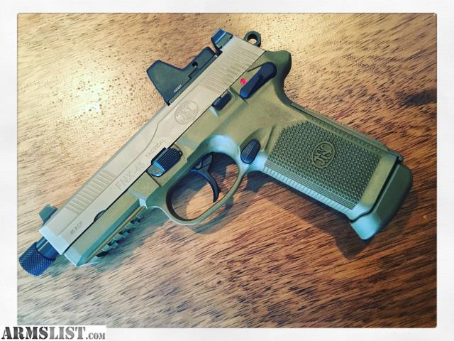 Armslist for sale fnx 45 tactical w rmr