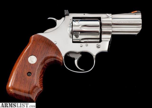 Armslist For Sale Colt Combat Cobra 357 Ultra Rare