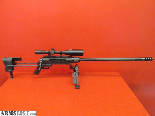 ARMSLIST - For Sale: New EDM Arms Windrunner SS99 .50BMG ...