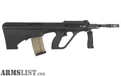 Single point sling steyr aug