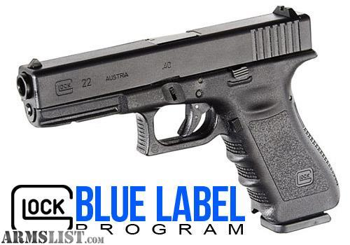 armslist - for sale: glock blue label handguns