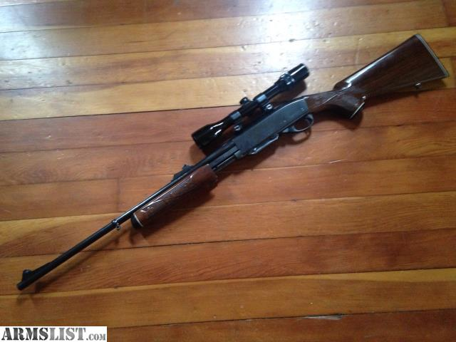 ARMSLIST - For Sale: Remington 7600 Pump Action 30-06 ...