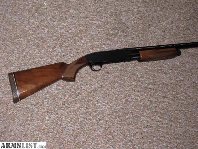 Armslist for sale browning bps 12 gauge pump shotgun