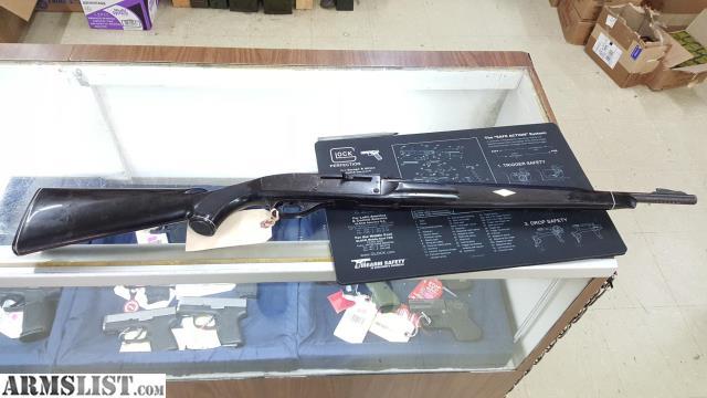 Your Nylon Rifle 58