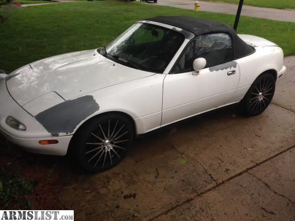 armslist for sale trade 1990 mazda miata. Black Bedroom Furniture Sets. Home Design Ideas