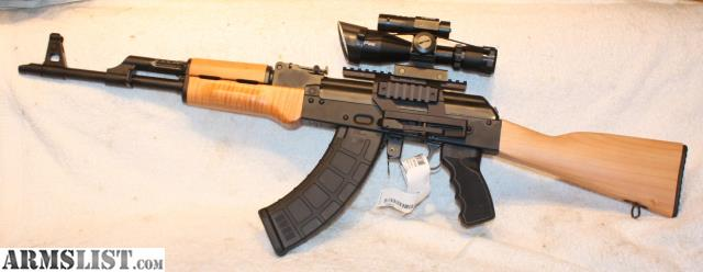 Armslist For Sale Century Arms American Made Ras47s Ak