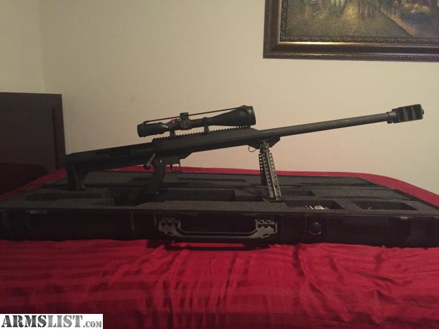 Armslist for sale barrett m99 416 for sale