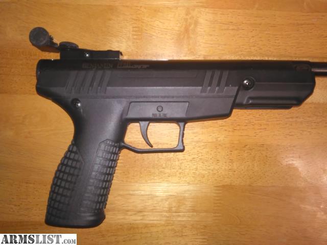 ARMSLIST - For Sale: Benjamin® Trail NP™ Break Barrel Air Pistol