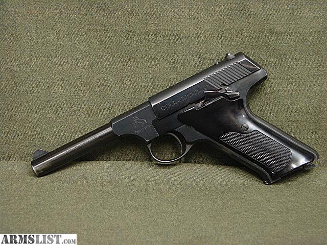 Armslist For Sale Colt Challenger 22lr 4 5 Quot Pistol